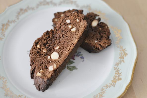 Biscotti chocolat, épices et amandes2