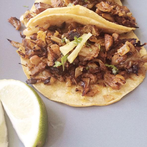 Tacos chez Don Taco (Lyon)