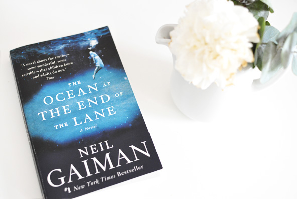 The Ocean ah the End of the Lane - Neil Gaiman