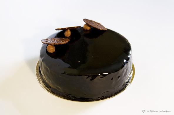 Royal au chocolat- Les Délices de Mélissa