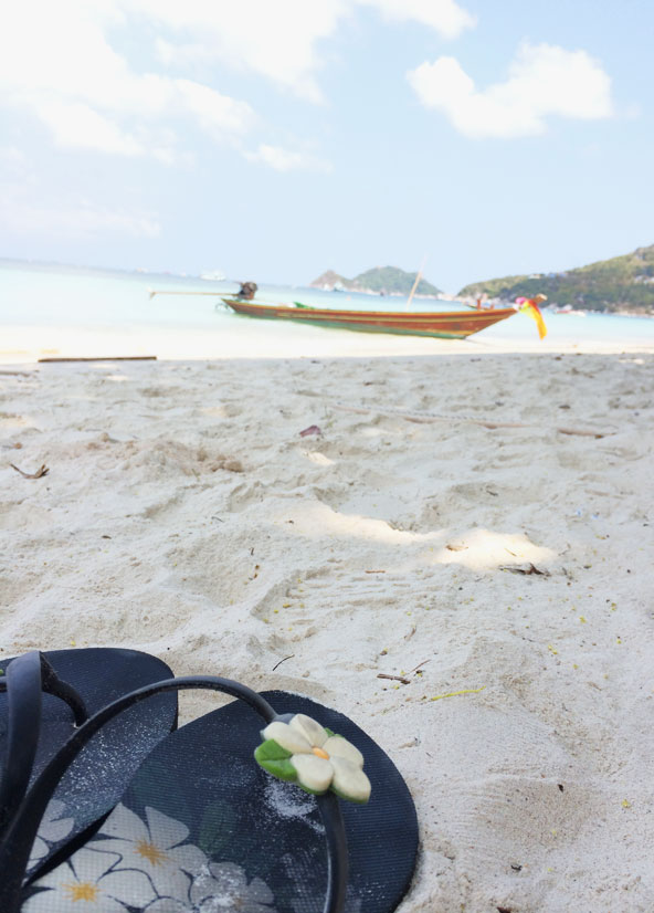 Koh Tao - Sairee Beach