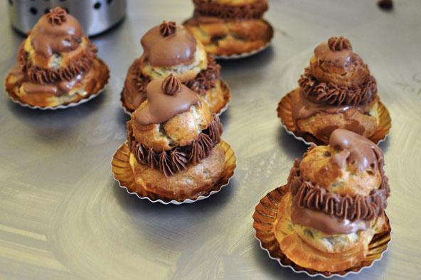 Atelier pâtisserie - Les Délices de Mélissa