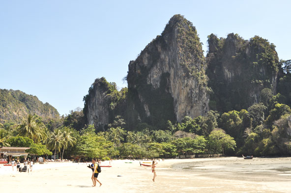 West Railay - Krabi