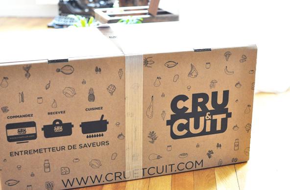 Panier Cru & Cuit