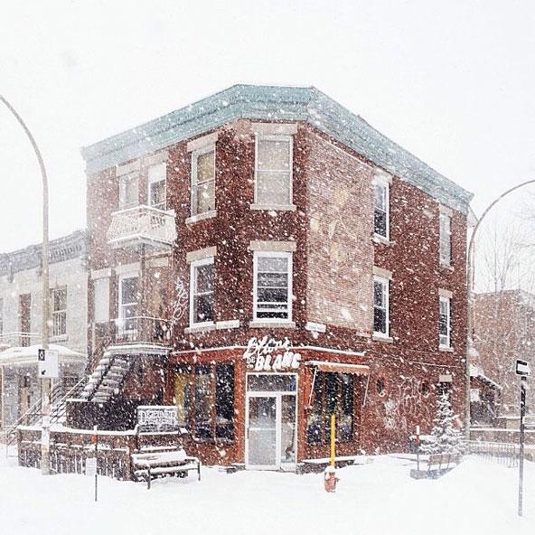Instagram Inayali - Montréal