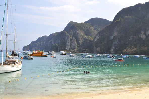 Koh Phi Phi Tonsaï