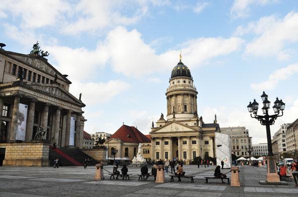 Berlin - Gendarmenmarkt