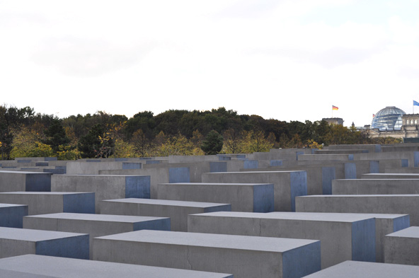Berlin - Memorial de l'Holocauste