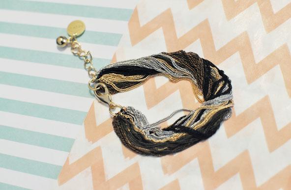 Bracelet fantaisie Cleor