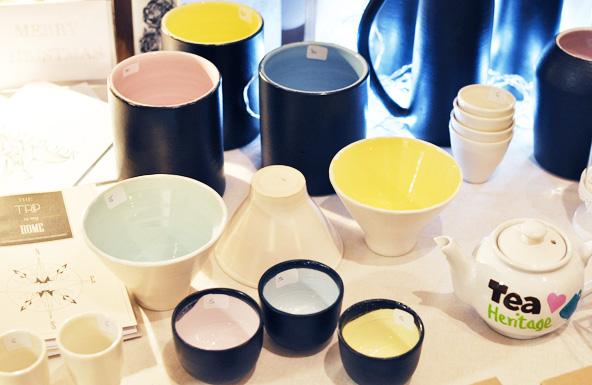 Vaisselle Ceramique by H