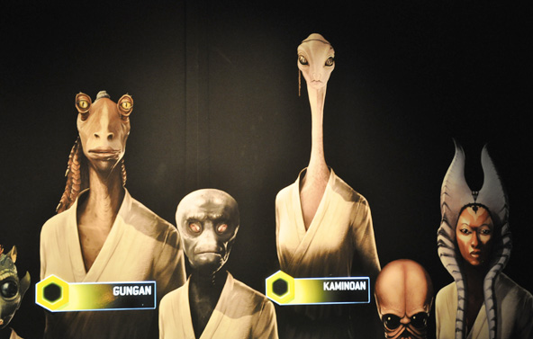 Star Wars Identities à Lyon