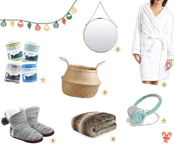 Liste de Noël - Rue Rivard