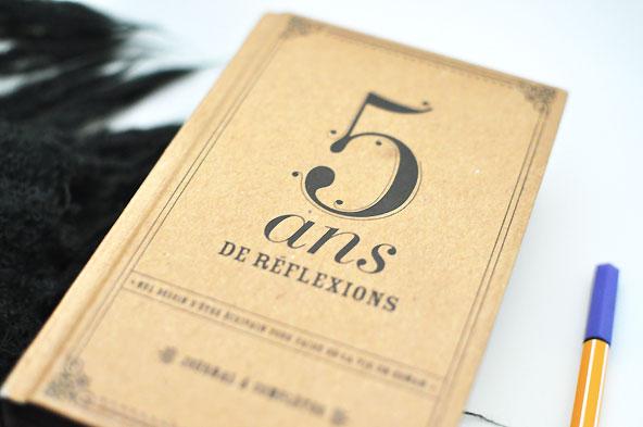Journal 5 ans de Réflexions