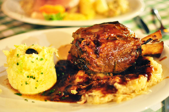 Gastronomie berlinoise - Ranke 2