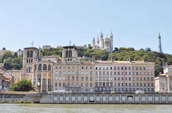 Lyon Saône