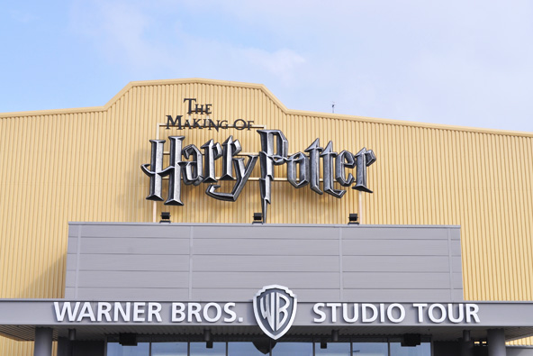 Warner Bros Studio Tour Harry Potter Londres