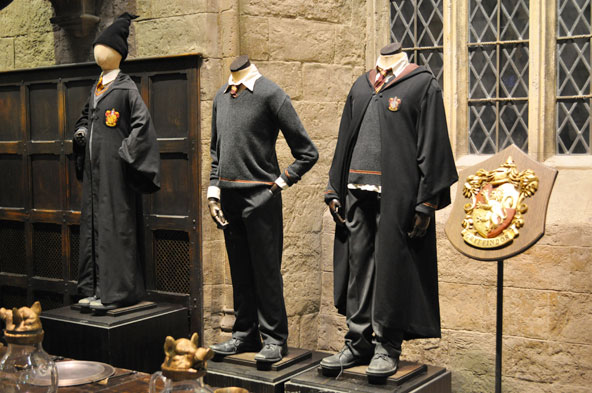 Warner Bros Studio Tour Harry Potter Londres