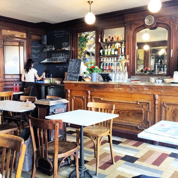 Le Café du Rhône - Lyon