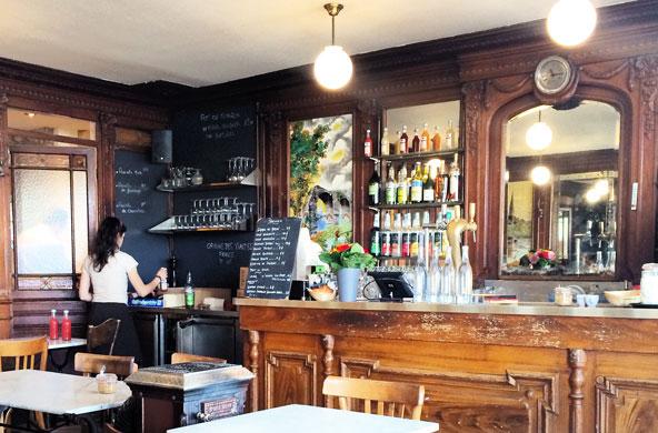 Le Café du Rhône, bonne adresse bistrot à Lyon