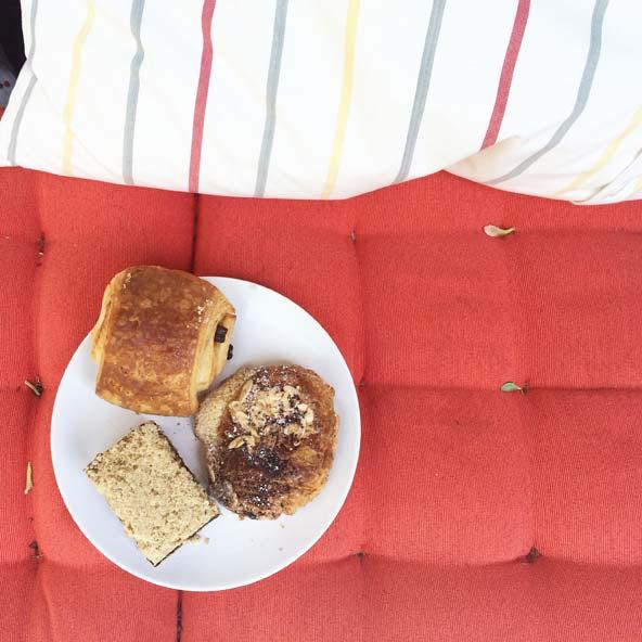 Gâteaux Boulangerie Mr Pinchot (Montréal)
