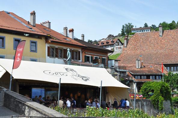 Caveau Corto - Grandvaux