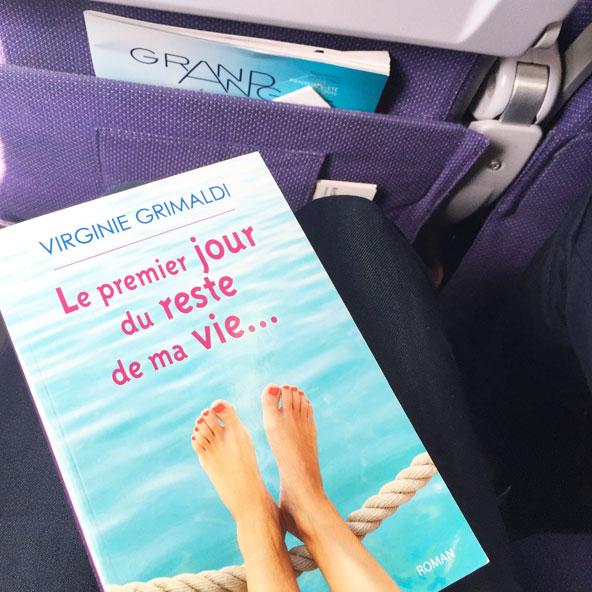 Départ à Montréal