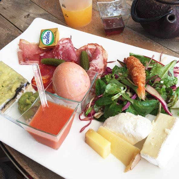 Brunch au Café Gadagne - Lyon