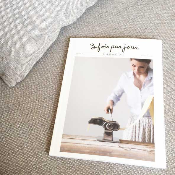 Magazine Trois Fois par Jour