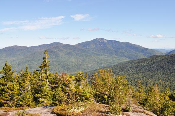 Randonnée dans les Adirondacks