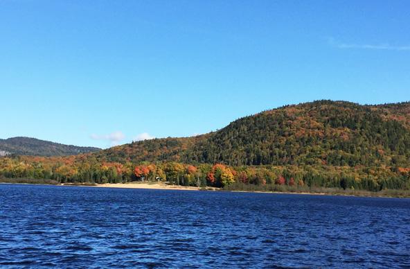 Lac Monroe - Québec