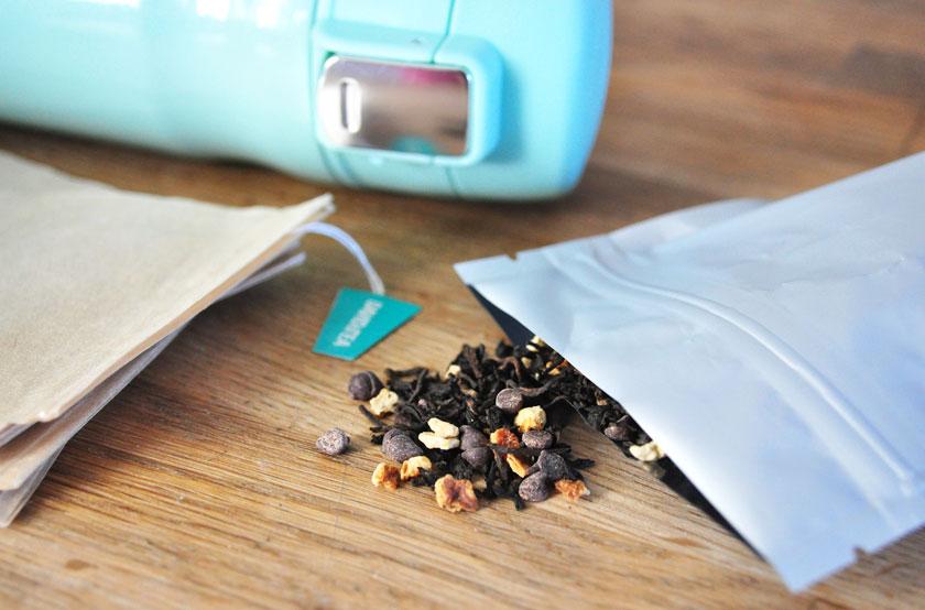 Haul David's Tea