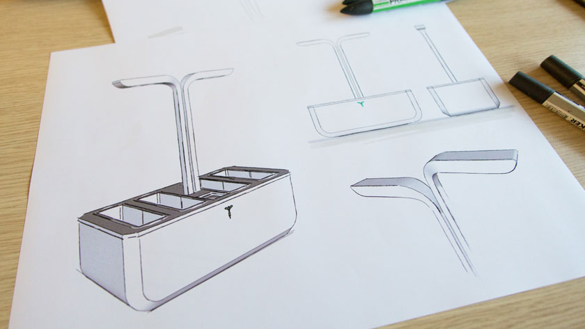 v ritable un potager d int rieur intelligent rue rivard. Black Bedroom Furniture Sets. Home Design Ideas