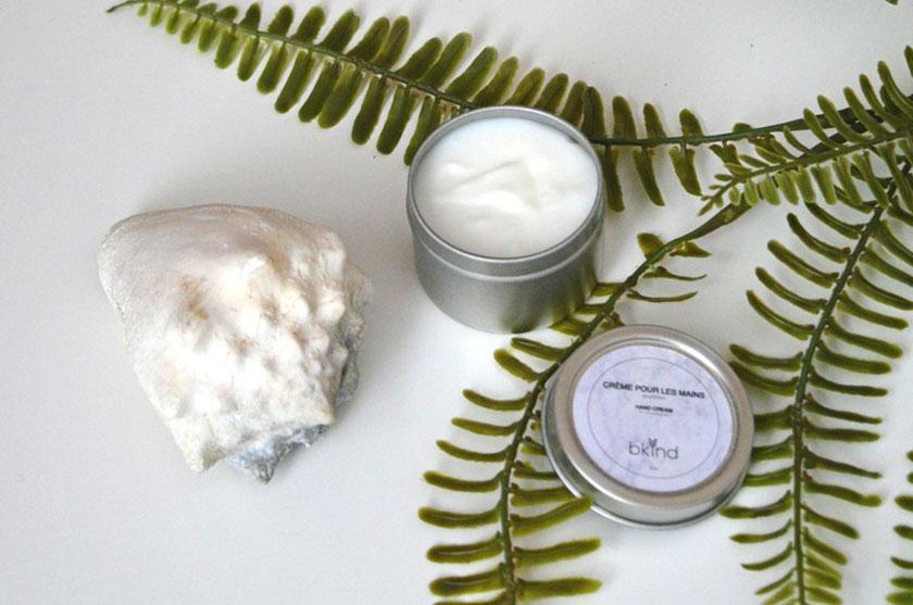 Crème pour les mains - Bkind
