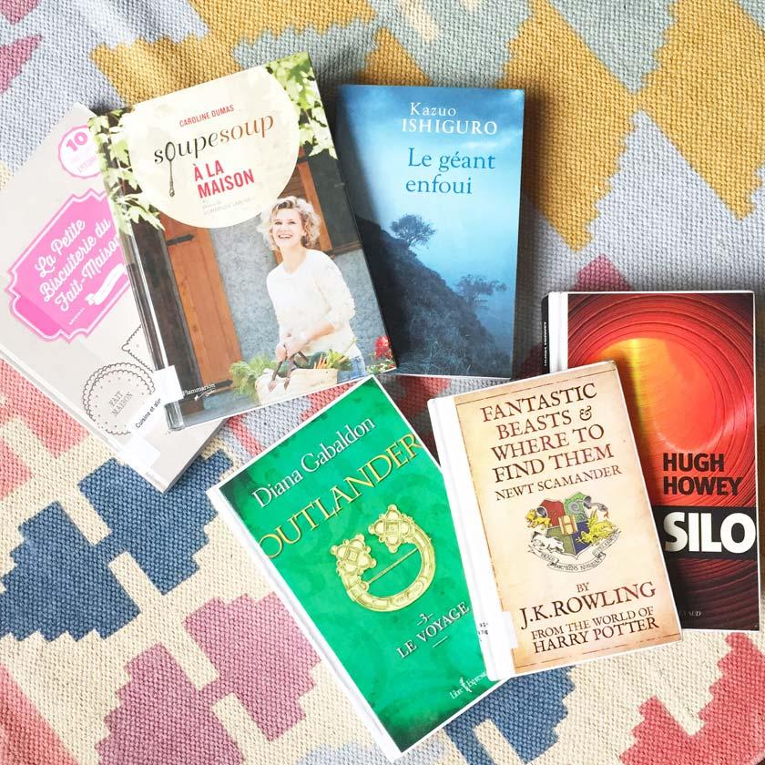 Haul bibliothèque - Décembre 2015