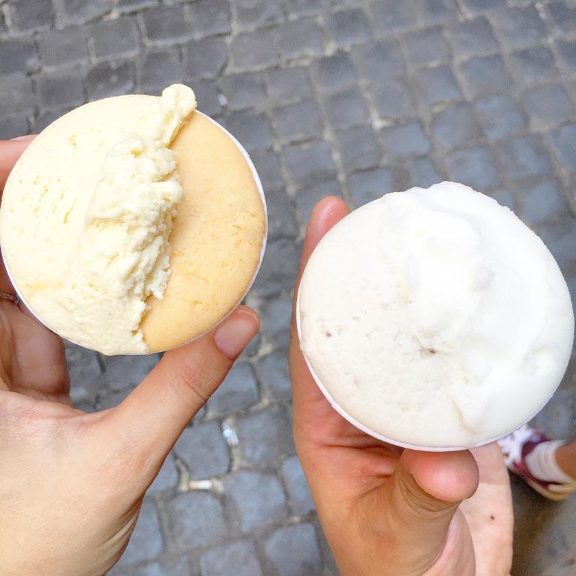 Glace San Crispino - Rome