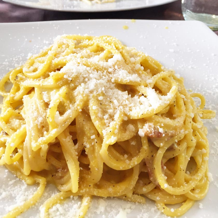 Mamma Angela's Trattoria - Rome
