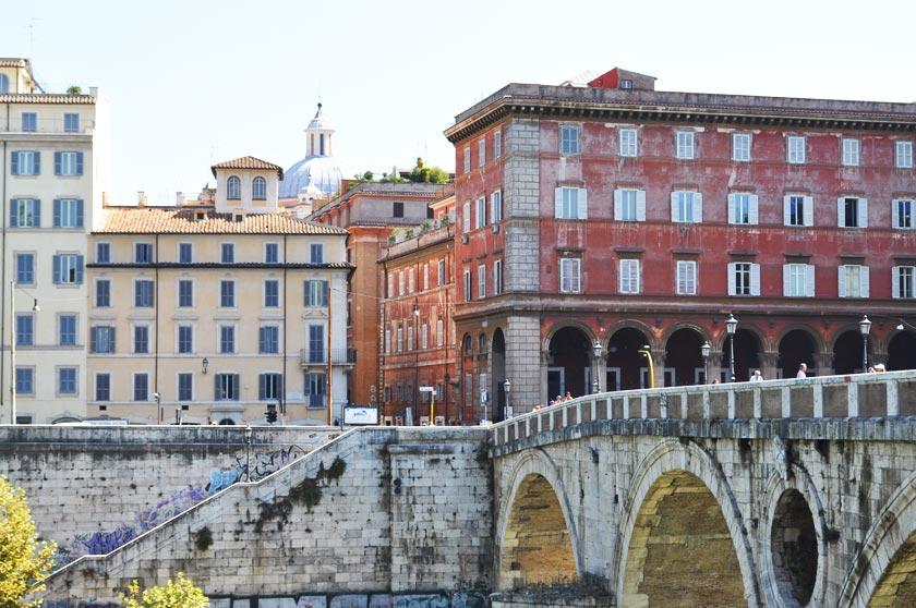 Vacances à Rome