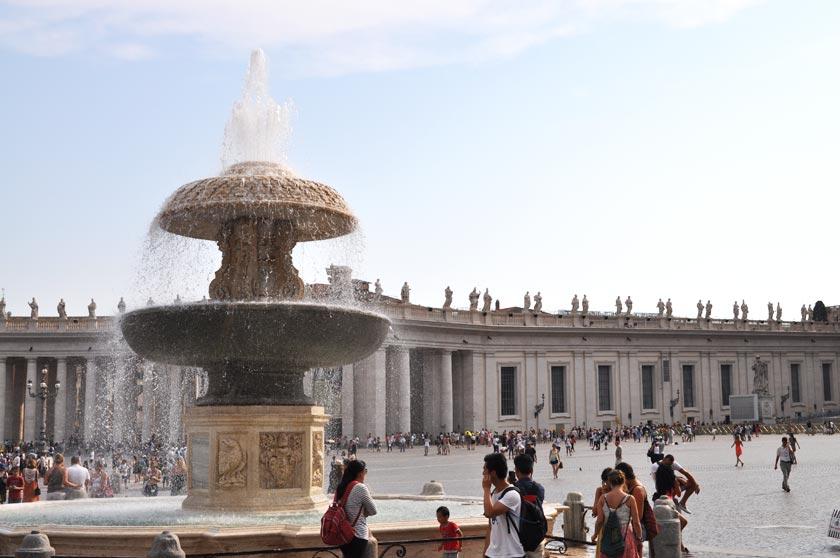 Vacances à Rome - Vatican