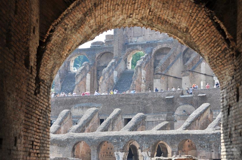Vacances à Rome - Colisée