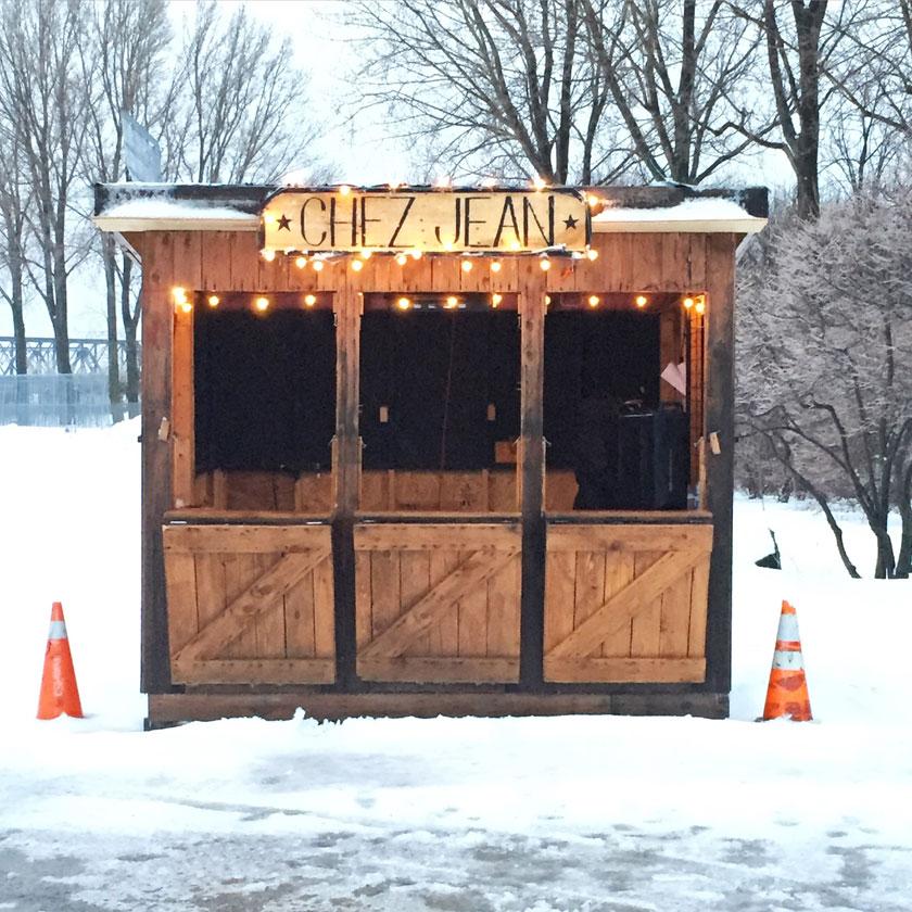 La Cabane chez Jean (Montréal)