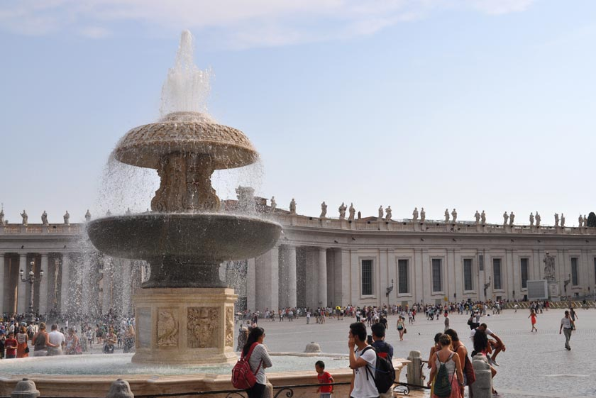 Rome - Cité du Vatican