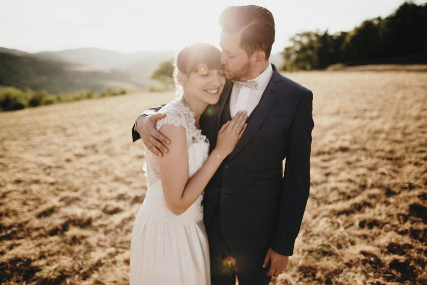 Mariage au château des Ravatys (© Sébastien Boudot)