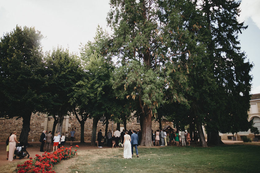 Mariage au Château des Ravatys