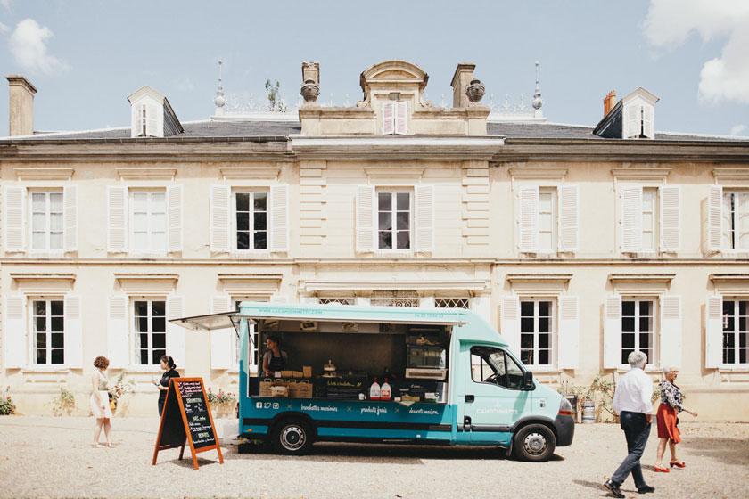 Mariage et food truck La Camionnette