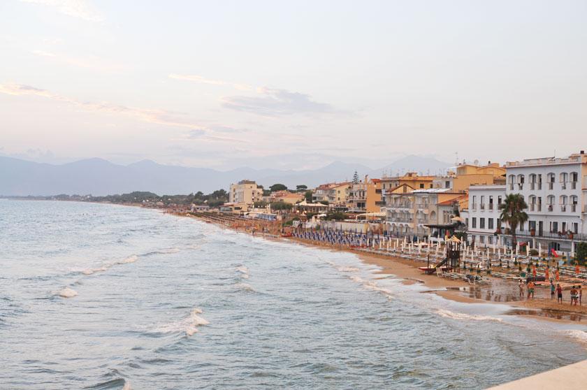 Sperlonga (Italie)
