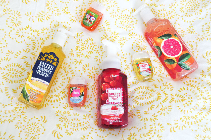 Haul Bath & Body Works