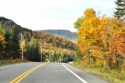 Conduire sur les routes du Québec
