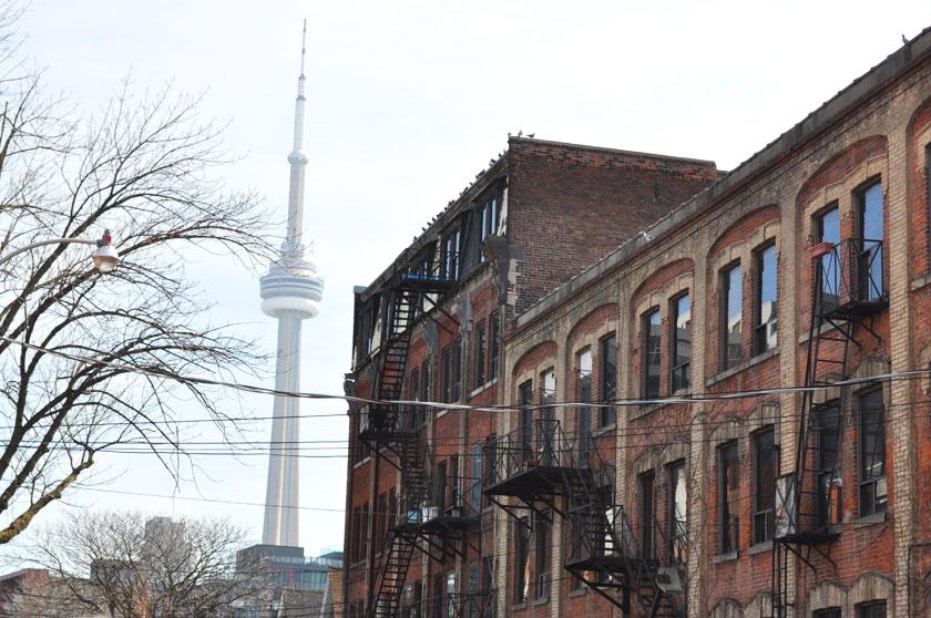 Week-end à Toronto