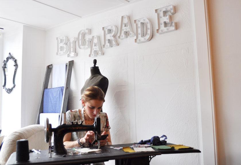 Lancement de la boutique Bigarade à Montréal