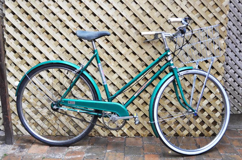 Marceau le vélo